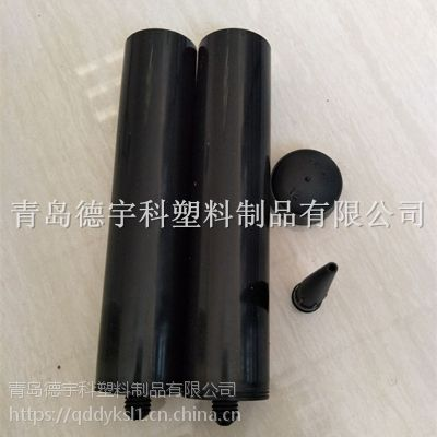 白色300ml玻璃胶瓶 胶筒 包装美缝剂空胶瓶 乳山供应 HDPE 德宇科德宇科 HDPE