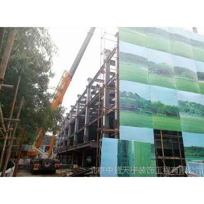北京钢结构安装公司报价