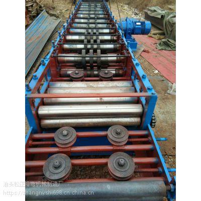 泊头冷弯机械厂厂家直销无极剪切C型钢机、C型钢设备