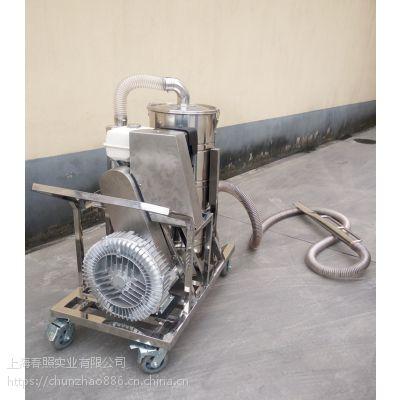 路面吸灰尘瓜果皮室外吸尘汽油机吸尘器威德尔QY-75J