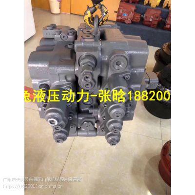 现代335、沃尔沃290日本东芝原装分配阀UX32