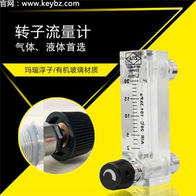 LZM-6T氮气转子流量计_上海佰质仪器