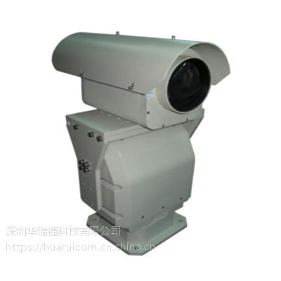 高空瞭望、森林防火、海事渔政、军事基地、国防边境、油田油库监控热成像智能一体化云台摄像机HRC-P6