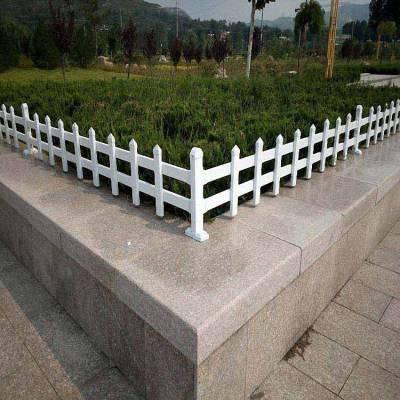 杭州pvc塑钢草坪护栏围栏宁波绿化带围栏云和县新农村护栏常山县花园围栏