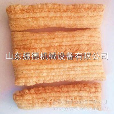 临沂新款玉米面粉组合膨化机 振德 杂粮型十用康乐果机 弯管海参型膨化机