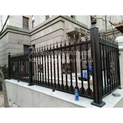 大连铝艺护栏 别墅护栏 大连铝艺围栏等铝合金金属制品