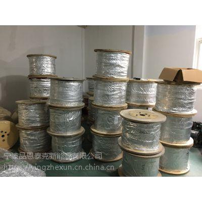 厂家直供2000米盘装4平方太阳能光伏电缆