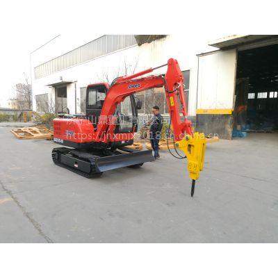 厂家直销35小型挖掘机 农用小挖机 35履带挖掘机