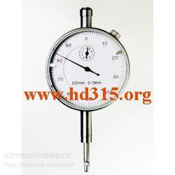 中西(LQS特价)指针百分表(0-10mm,国产) 型号:WW04库号:M284505