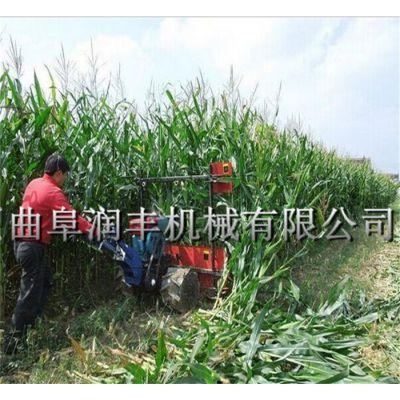 多行艾草荞麦收割机 耗能低的小型割晒机 润丰