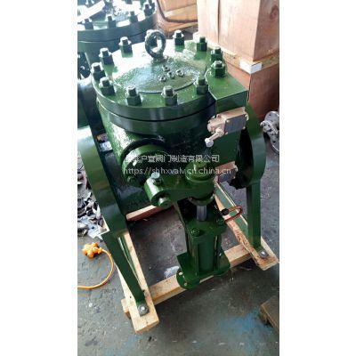 厂家供应 铸钢法兰止回阀 抽气止回阀 CQHF4H-1.0C DN200