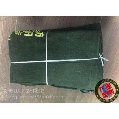 郑州璞诚直销现货消防防汛专用沙袋防汛专用布袋防汛沙袋包装袋