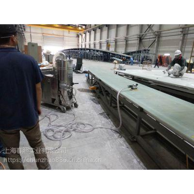 工业吸尘器 大功率 大型工厂铁屑铁渣吸尘机 威德尔WX100/22