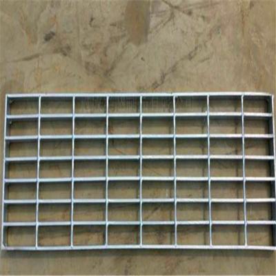 热镀锌钢格栅报价/Q235镀锌钢格栅规格标准【冠成】