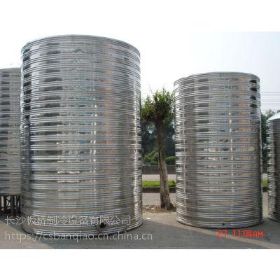 格美3吨不锈钢保温水箱,空气能热水器配套水箱