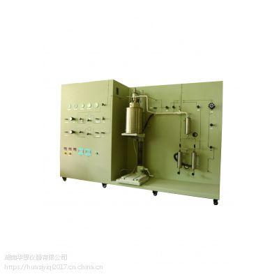 煤热溶热解反应系统