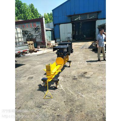 厂家直销定做卧式劈木机升级版TZ-120型劈木机