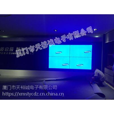 厦门拼接屏厂家供应46寸液晶拼接屏 三星拼接墙显示器