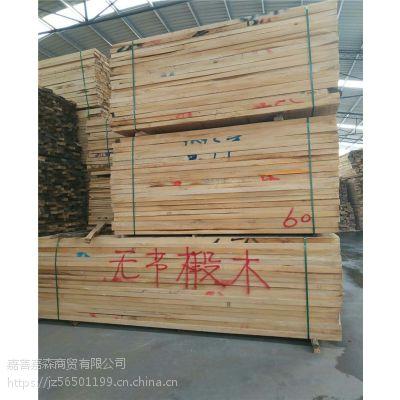 俄罗斯椴木实木板/椴木家具烘干板材