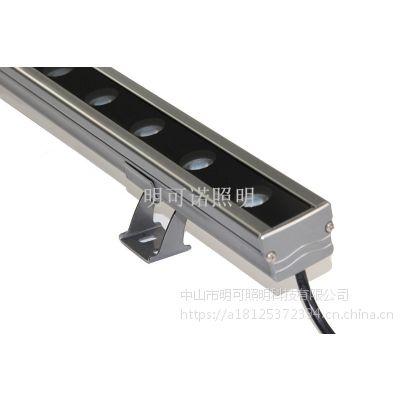 山东青岛市白光LED洗墙灯生产厂家现货直销专业技术优良品质明可诺照明