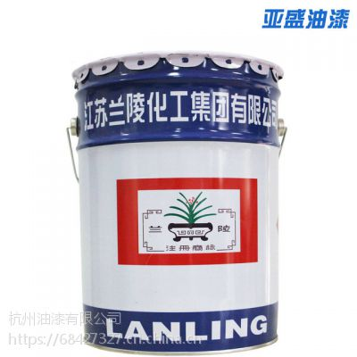 供应兰陵油漆 L01-17耐水煤焦沥青漆 地下管道专用防腐漆