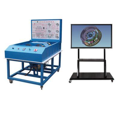 ABS刹车系统多媒体综合实验台