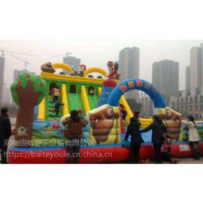 郑州 儿童充气城堡 生产厂家