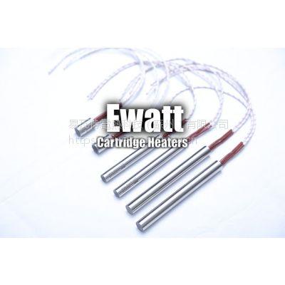 SUS316L 筒式加热器 Φ12.6mm 600℃  加热棒-单头加热管EWAT-易瓦特
