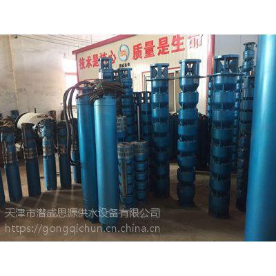 热水深井泵扬程的计算与选择