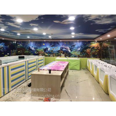 重庆湖北利川等地亚克力婴儿游泳池洗澡盆