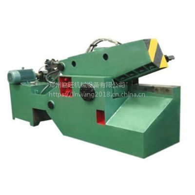 200吨压力液压剪切机 鳄鱼式废料废铁废钢筋类剪切机