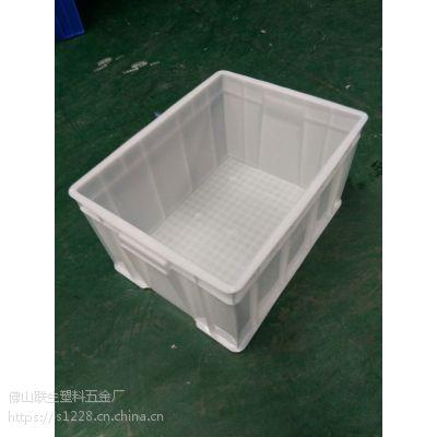 乔丰 乔丰塑胶厂家直销,浙江家具五金厂可丝印LOGO进口原材料耐冲击零部件周转箱