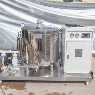 广州南洋企业香水配制机 配置机 香水醇化冷却过滤一体机规格齐全
