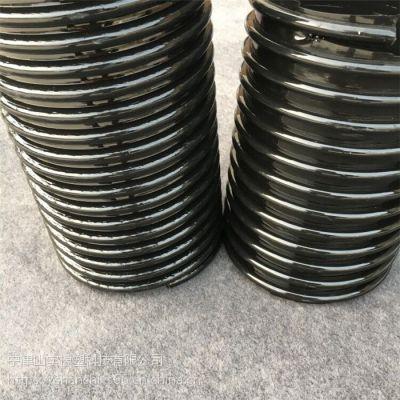pu塑筋防静电软管工业阻燃聚氨酯塑筋专用软管
