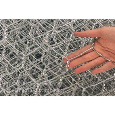 厂家直销六角网 中耀格宾石笼网 石笼网箱