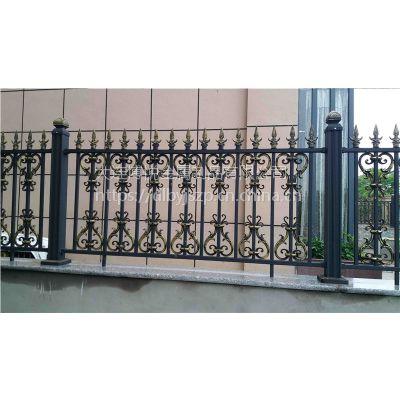 大连铝合金护栏 别墅护栏 大连铝艺围栏铝合金庭院大门等金属制品