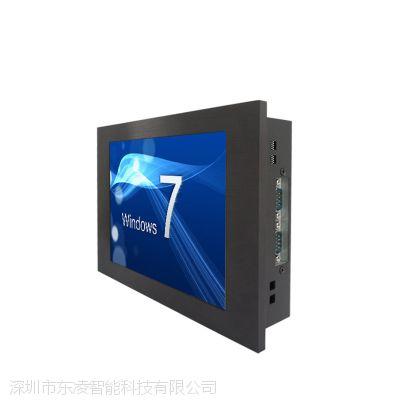 户外使用屏幕可见东凌PPC-DL084D工业一体机