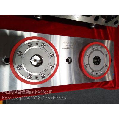 牧野火花机加工erowa系统快速定位夹具兼容3r快速装夹定位夹具
