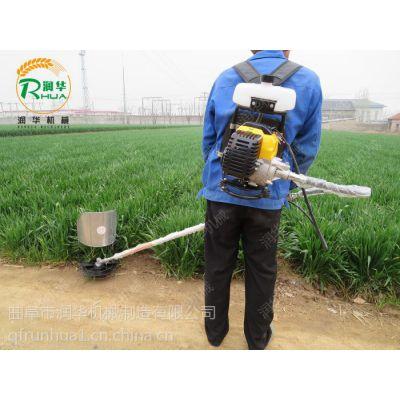 汽油小型微耕机 背负式锄草机 果园松土机