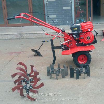 加强型汽油微耕机 小后旋微耕机 鼎达优质农业机械