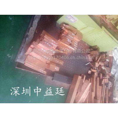 耐磨高强度HSi61-0.6黄铜卷材-洛阳铜业