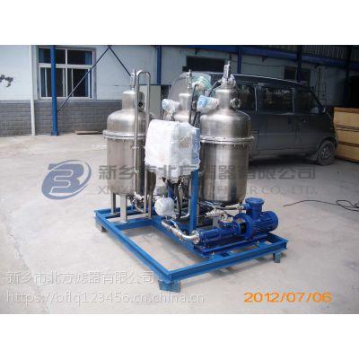 轻油污水处理设备 罐区雨水处理设备设备 流量每小时2立方