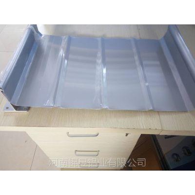 铝镁锰金属屋面4