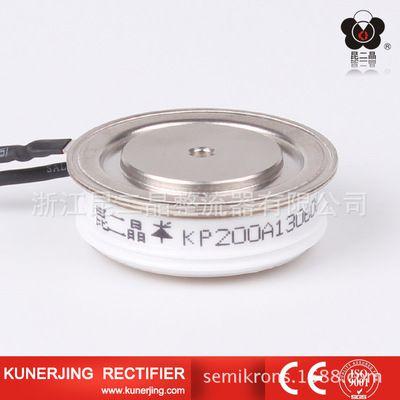 昆二晶平板式晶闸管模块KP300A1600V质量放心可靠