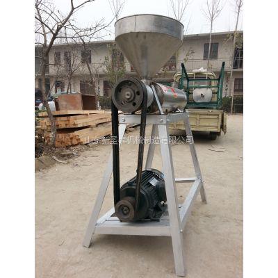 武隆县销售圣泰牌红薯粉条机器设备 全制动粉条机价格