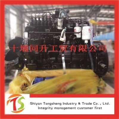 小型挖掘机发动机 康明斯4BTA3.9-C120马力柴油发动机总成