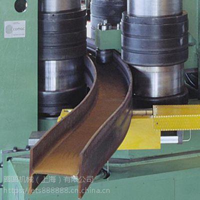 铝型材数控弯弧机 自动精密小口径盘管机 铝棒折弯机 上海厂家