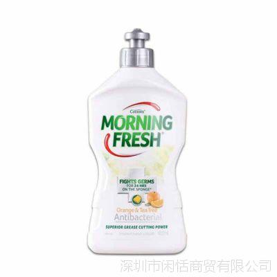 澳洲进口MorningFresh茶树+橙抗型多功能高效环保洗碗洗洁精批发