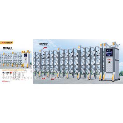哈尔滨伸缩门电动门厂家,规格齐全 安全可靠,坚固耐用