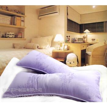 茶叶护颈枕 骨头枕 四季睡眠枕 车用除味颈椎枕